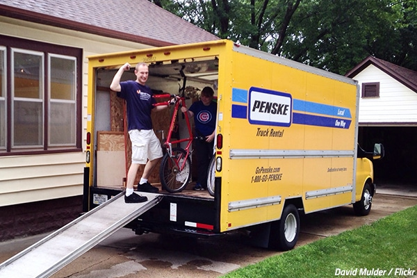 Rent A Moving Truck Findtopmovers Com
